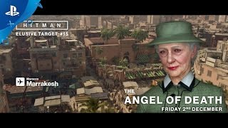 HITMAN - Elusive Targets: The Angel Of Death Trailer | PS4