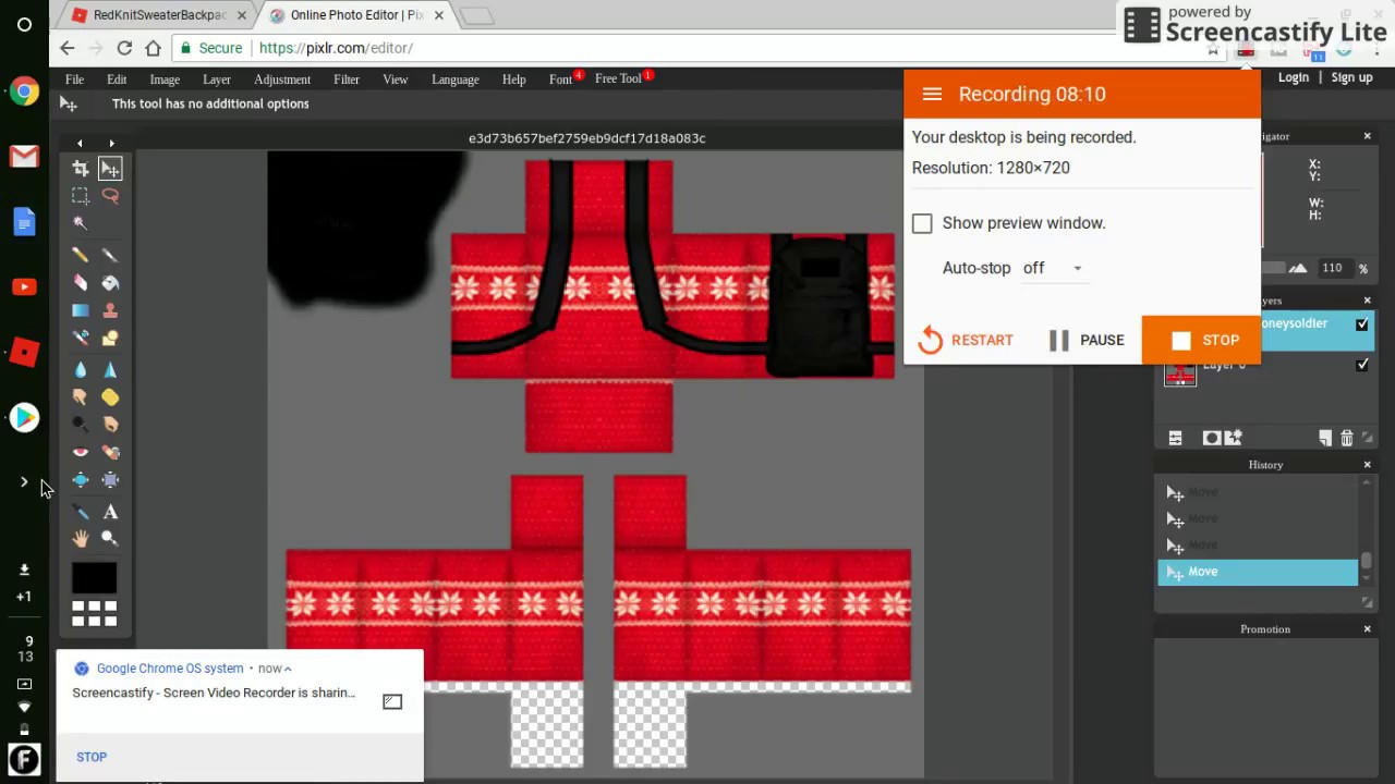 How To Make Shirts And Pants On Roblox Without Bc 2017 Anlis