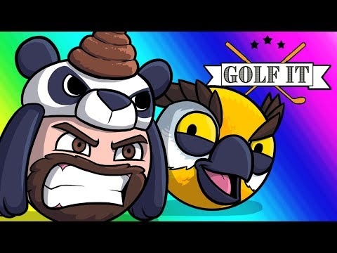 Golf It Funny Moments - Vanoss, Golf Troll