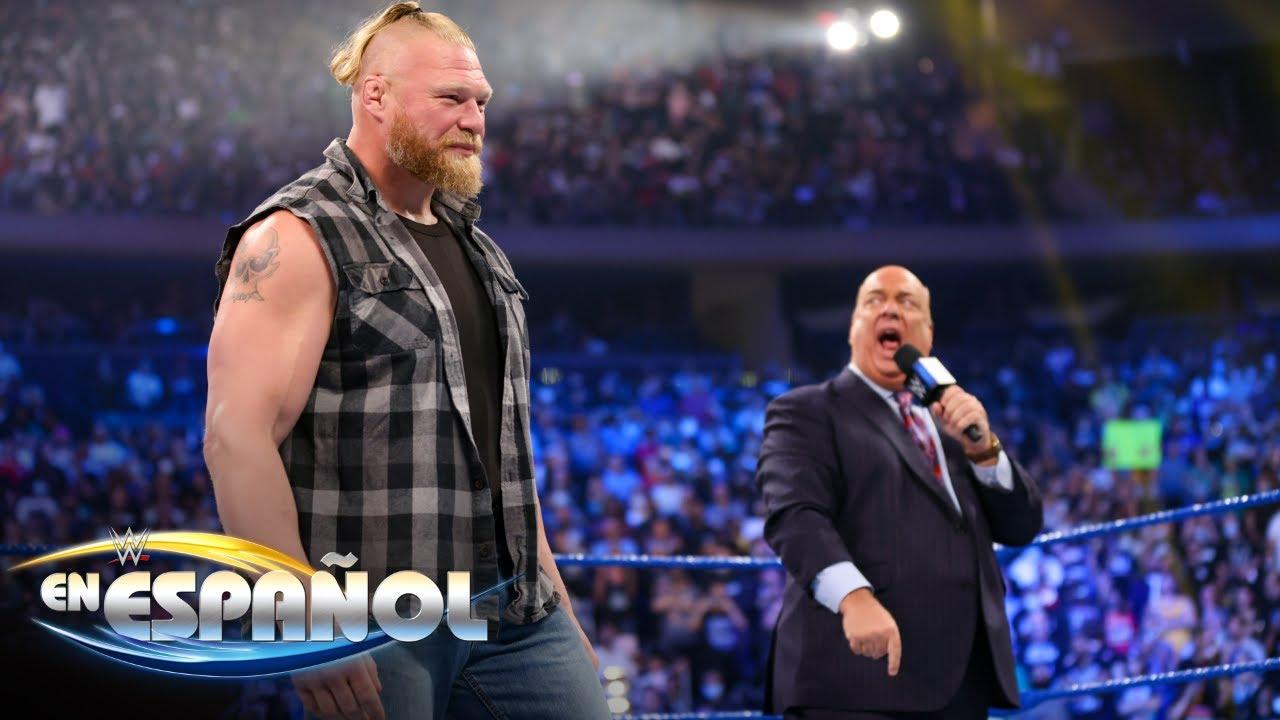 Download La Bestia Brock Lesnar regresa a SmackDown: En Español, 17 Septiembre 2021