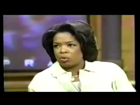 Oprah interviewing: Robert Kiyosaki