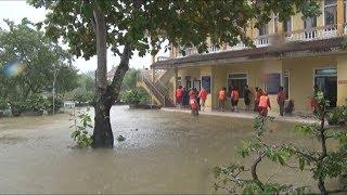 Tin Tức 24h Mới Nhất  : Thừa Thiên - Huế  3 người chết, gần 8.000 ngôi nhà bị ngập chìm trong lũ