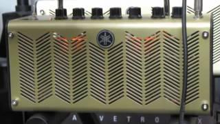Guitar Amp Review : Yamaha THR5A acoustic guitar amplifier