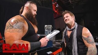"Chris Jericho sucht die ""List of Jericho"": Raw, 24. Oktober 2016"
