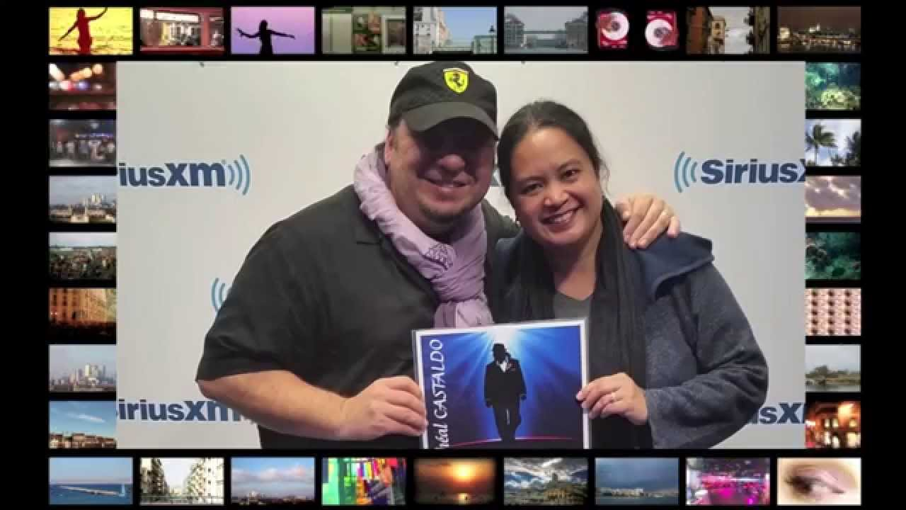 SiriusXM radio 4 26 15 interview - Jennifer Pascual and micheal castaldo