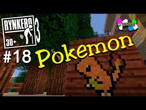 Dansk Minecraft - RYNKEBO 3 , Episode 18 - Pokemon! og lidt småting