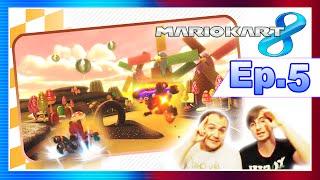 Mario Kart 8 ép 5 online