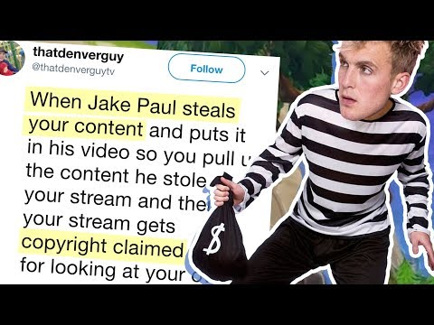 Jake Paul Caught Stealing Money From Small Creator, Exposed On Twitter