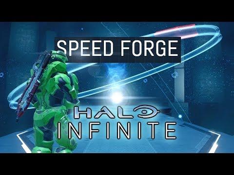 Forging Halo Infinite New Control Room