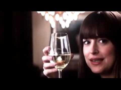 Hot kissing  scene of Fifty Shades Darker
