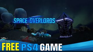 Space Overlords: PS4 - FREE GAME THIS MONTH!!!!