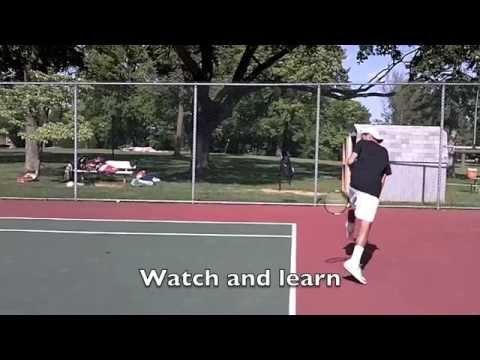 Moravian Academy Tennis movie