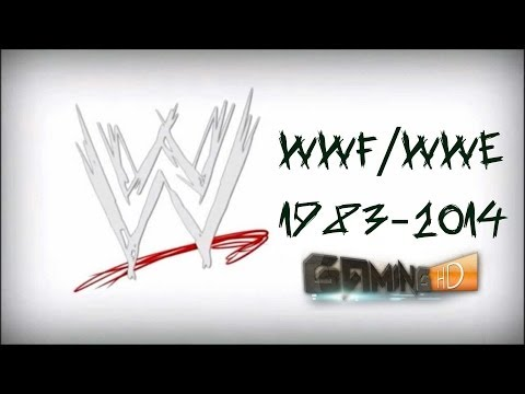 WWF/WWE Games History (2001-2013)