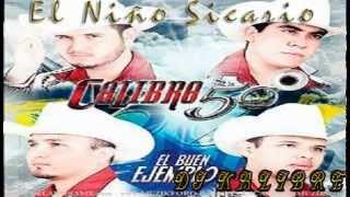 El Niño Sicario - Calibre 50 CD El Buen Ejemplo 2012 ESTUDIO DjKalibre