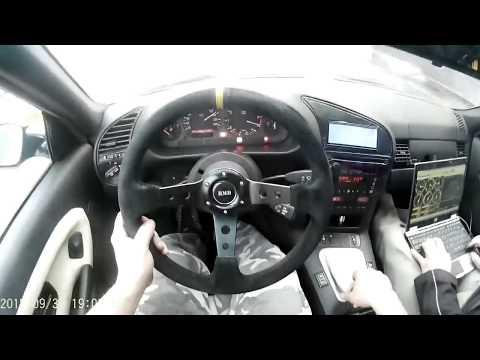 BMW E36 325i Turbo 500++hp By Powerfanatics-Garage