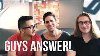 Christian Guys On Dating- Q&A
