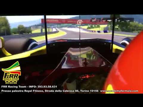 FRR Simulator - Driver n2 GP Austria
