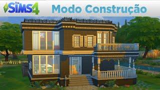 The Sims 4: Build Mode Gameplay - Bj Produções