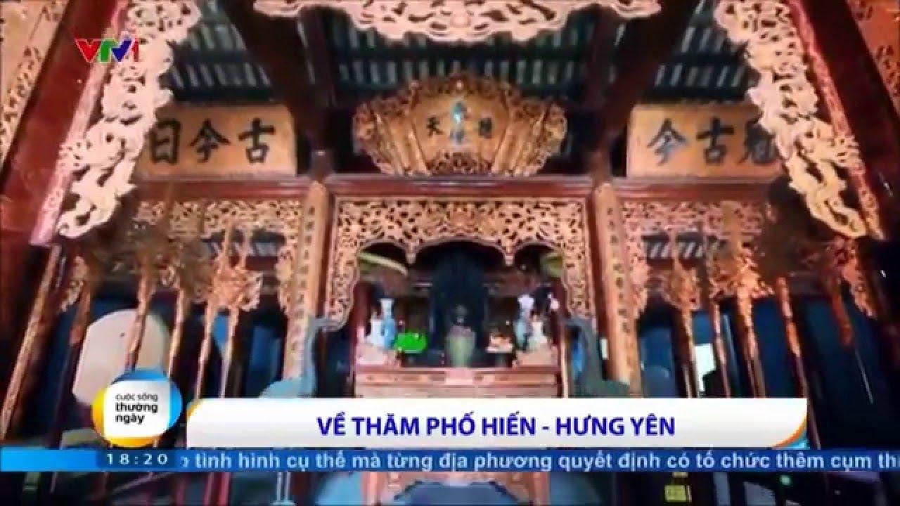 Hưng Yên quê mình