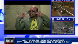 Black Eyed Peas' Apl.De.Ap excited to coach on 'The Voice PH'