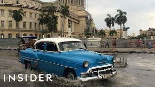 Why Cuba's Streets Are Filled With Classic Cars