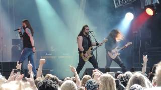 Iced Earth - Watching Over Me, Sweden Rock 2017