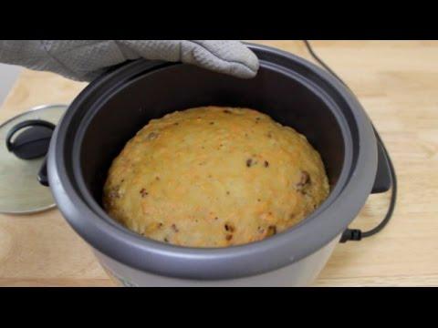 Rice Cooker Carrot Cake Recipe Very Moist Youtube