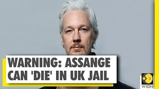 Doctors Warning: Julian Assange Can Be Tortured To Death In Prison | Wion News | World News