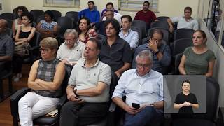 Jornal Acontece - Audiência Pública sobre o Turismo Municipal
