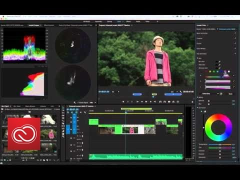 Coming To CC Video & Audio: New Lumetri Color Features In Premiere Pro | Adobe Creative Cloud