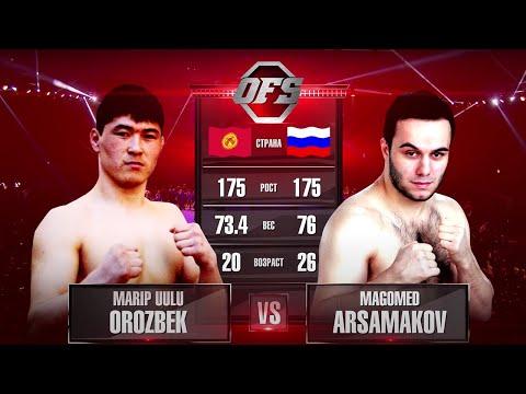 OFS-7 Marip Uulu Orozbek vs Magomed Arsamakov