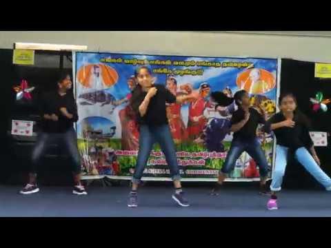 rockaankuthu premam song dance
