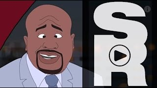 Inside the nba parody - shaqtin a fall - by sean rohani