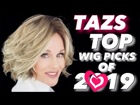 TAZS TOP WIG PICKS OF 2019!  What Wigs DIDN'T MAKE THE CUT And Why!? SPECIAL #1 FAVORITE