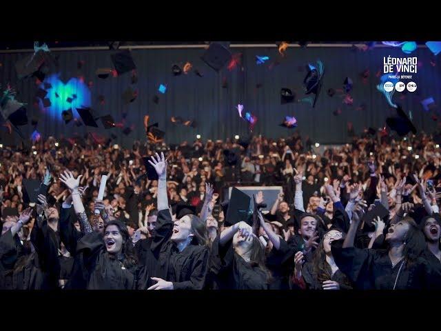 Remise des diplômes, Promotion 2018, les coulisses