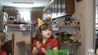 "Rachel doing the ""spongebob"" robot Thumbnail"