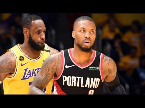 Los Angeles Lakers vs Portland Trail Blazers Full Game Highlights | January 31, 2019-20 NBA Season