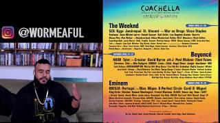 Coachella 2018 Lineup Breakdown