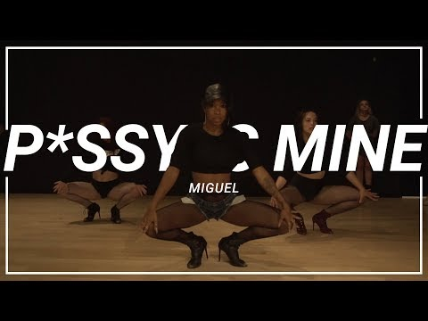 Miguel | P*ssy Is Mine | Choreography by Jonna Abrams