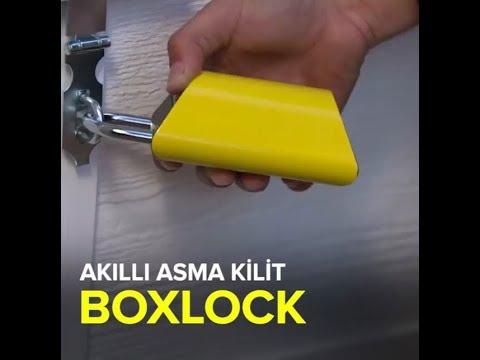 Akilli Asma Kilit Boxlock