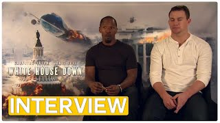 COMING SOON: Jamie Foxx & Channing Tatum in WHITE HOUSE DOWN movie preview