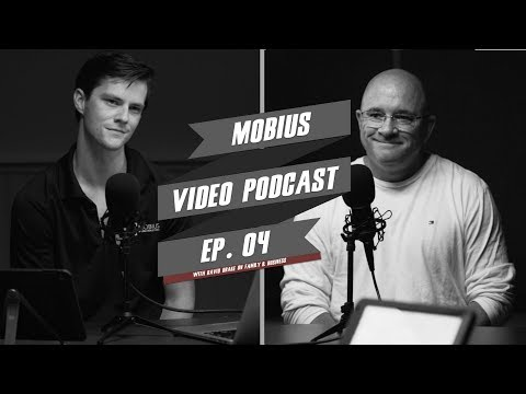 Mobius Media Solutions || Video Podcast || Episode Four || David Drake   Donate Smarter