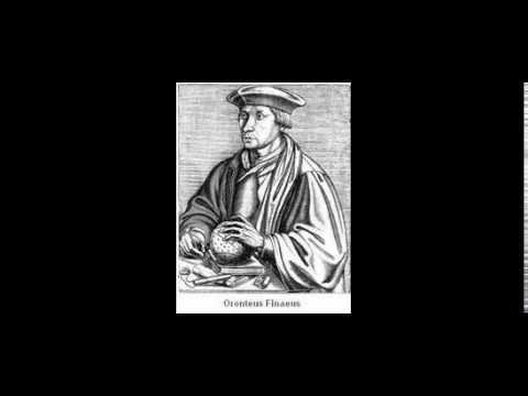 El misterioso mapa de Oronteus Finaeus (1531)