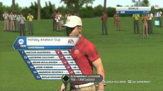 Tiger Woods PGA TOUR 12: The Masters - Secret Achievement Tips