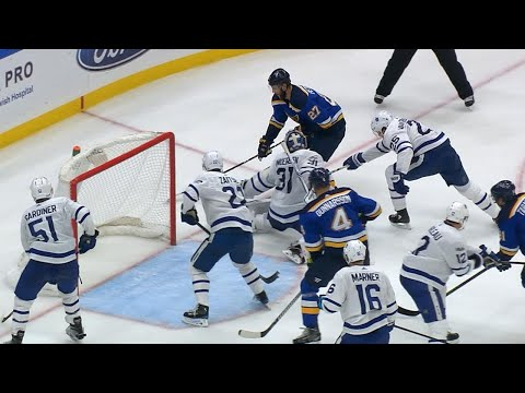11/04/17 Condensed Game: Maple Leafs @ Blues