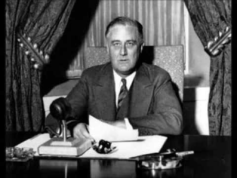 Analyze the responses of franklin roosevelts