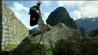 Ryan Doyle Travel Story - Freerunning in Peru - Episode 3