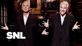 Steve Martin Monologue: Inspiration - Saturday Night Live