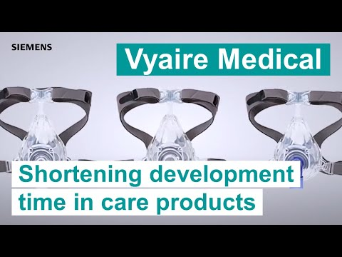 [Vyaire Medical] Shortening Development Time In Respiratory And Anesthesia Care Products With CFD