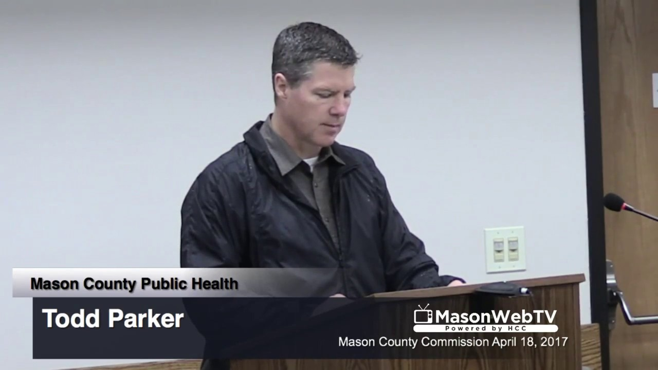 Todd Parker on RFP for Mental Health & Chemical Dependency
